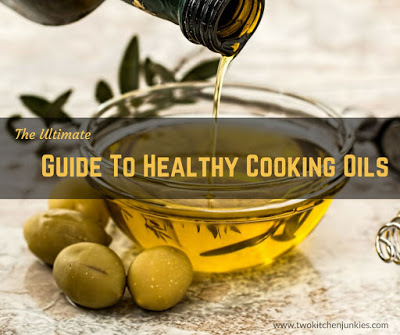 Which oil should I cook with? Two Kitchen Junkies guest post. Advice Health Uncategorized