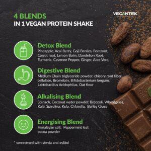 VeganTek superfoods blend review Advice Health vegan